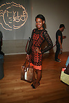 Model Eyerusalem Girma Attends Boy Meets Girl Forever Young Fashion Show Held at Style 360, NY   9/12/12