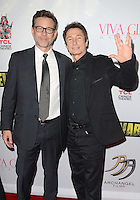 "HOLLYWOOD, CA - SEPTEMBER 7: Connor Trinneer and Dominic Keating at the ""Unbelievable!!!"" Premiere and Star Trek 50th Anniversary event, at the TCL Chinese 6 in Hollywood, California on September 7, 2016. Credit: David Edwards/MediaPunch"