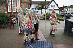 OVERTON MUMMERS BOXING DAY FOLK PLAY ENGLAND