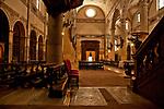San Giuseppe, an early 16th century church in Brescia, Italy