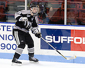 Kyle MacKinnon (Providence - 15) - The Northeastern University Huskies defeated the Providence College Friars 3-1 (EN) on Tuesday, January 19, 2010, at Matthews Arena in Boston, Massachusetts.