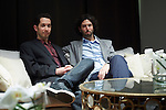 6.10.2013, Berlin, Amano Rooftop Conference Center. High-Tech Forum Berlin. Itai Ben Jacob und Elad Leschem