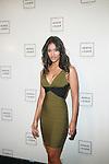 Actress Janina Gavankar: New York Mercedes-Benz Fashion Week Spring 2012 - Herve Leger - Backstage New York City, USA -  9/13/11
