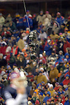 17 December 2005: ESPN HD Skycam hovers above the play as the Denver Broncos visit the Buffalo Bills at Ralph Wilson Stadium in Orchard Park, NY. The Broncos defeated the Bills 28-17. .Mandatory Photo Credit: Ed Wolfstein