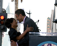 Angela Bassett and  Rick Fox.Angela Bassett Receives a Star on the Hollywood Walk of Fame.Hollywood Boulevard.Los Angeles, CA.March 20, 2008.©2008 Kathy Hutchins / Hutchins Photo