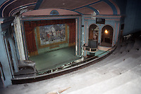 1993 February ..Rehabilitation..Attucks Theatre.Church Street..THEATRE FROM LEFT BALCONY SIDE.INTERIOR...NEG#.NRHA#..