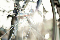 Paris-Roubaix 2012 ..sunny (classic) wheel at the start