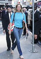 APR 21 Lara Spencer seen at Good Morning America