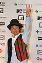 June 25, 2011 - Chiba, Japan - Naoto Inti Raymi poses on the red carpet during the MTV Video Music Aid Japan event. Japanese and foreign stars attend this charity concert in support for the victims of the March 11 earthquake and tsunami that rocked the northeast region of Japan. (Photo by Christopher Jue/AFLO)