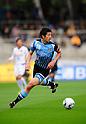 Tomonobu Yokoyama (Frontale), APRIL 23, 2011 - Football : 2011 J.LEAGUE Division 1 between Kawasaki Frontale 1-2  Vegalta Sendai at Kawasaki Todoroki Stadium, Kanagawa, Japan. (Photo by Atsushi Tomura /AFLO SPORT) [1035]