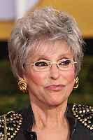 LOS ANGELES, CA - JANUARY 18: Rita Moreno at the 20th Annual Screen Actors Guild Awards held at The Shrine Auditorium on January 18, 2014 in Los Angeles, California. (Photo by Xavier Collin/Celebrity Monitor)