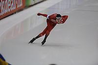 SCHAATSEN: HEERENVEEN: IJsstadion Thialf, 07-02-15, World Cup, 1000m Men Division A, Håvard Holmefjord Lorentzen (NOR), ©foto Martin de Jong