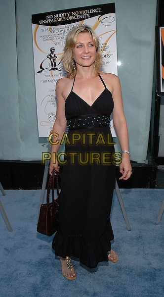 """26 July 2005 - New York, New York - Amy Carlson arrives at the premiere of her new film, """"The Aristocrats"""", at The Directors Guild Theater in Manhattan.  .Photo Credit: Patti Ouderkirk/AdMedia"""