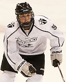 Courtney Kukowski (PC - 5) - The Northeastern University Huskies defeated the visiting Providence College Friars 8-7 on Sunday, January 20, 2013, at Matthews Arena in Boston, Massachusetts.