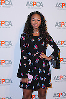 BEL AIR, CA - OCTOBER 20: Chandler Kinney attends ASPCA's Los Angeles Benefit on October 20, 2016 in Bel Air, California.  (Credit: Parisa Afsahi/MediaPunch).