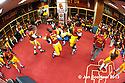 USC Trojan vs Stanford Cardinal Saturday, November 16, 2013 at the Los Angeles Memorial Coliseum. The Trojans beat the Cardinal 20-17. Photo by ©Jon SooHoo/2013