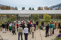 20131009 Larner Medical Education Center Dedication