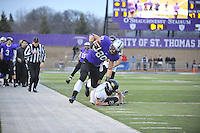 NCAA FB: Saint Thomas vs. Wisc-Oshkosh (12/08/12)