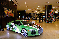 Toronto, ON, Canada - Friday Dec. 09, 2016: Atmosphere, Audi R8 V10 plus prior to the State of the League Address at the InterContinental Hotel.