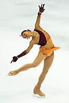 TAIPEI, TAIWAN - JANUARY 23:  Ami Parekh of India performs her routine at the Ladies Short Program event during the Four Continents Figure Skating Championships on January 23, 2014 in Taipei, Taiwan.  Photo by Victor Fraile / Power Sport Images *** Local Caption *** Ami Parekh