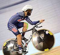 Picture by Simon Wilkinson/SWpix.com - 03/03/2017 - Cycling 2017 UCI Para-Cycling Track World Championships, Velosports Centre, Los Angeles USA -<br />
