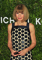 NEW YORK, NY - OCTOBER 17: Anna Wintour at the God's Love We Deliver Golden Heart Awards on October 17, 2016 in New York City. Credit: John Palmer/MediaPunch