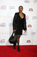 "Sapphire aka Ramona Lofton.arriving at the ""Precious: Based on the Novel Push by Sapphire"" Los Angeles Premiere.Grauman's Chinese Theater.Los Angeles,  CA.November 1, 2009.©2009 Kathy Hutchins / Hutchins Photo."