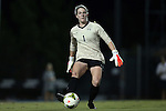 09 October 2014: Wake Forest's Lindsay Preston. The University of North Carolina Tar Heels hosted the Wake Forest University Demon Deacons at Fetzer Field in Chapel Hill, NC in a 2014 NCAA Division I Women's Soccer match. UNC won the game 3-0.