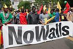 Marcia dei migranti