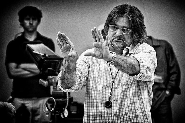 "Director of Photography James Chressanthis on the set of TNT's ""Hide"" in New Orleans, LA."