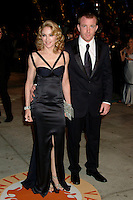 Madonna & Guy Ritchie arriving at the Vanity Fair Oscar Party in  West Hollywood, CA  2/25/2007.