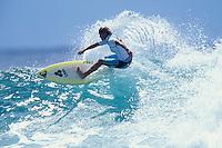 Lisa Andersen (USA) . 2nd Billabong Pro  2000, Burleigh Heads, Queensland, Australia.  .Photo:  joliphotos.com