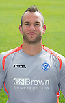 St Johnstone FC 2013-14<br /> Alan Mannus<br /> Picture by Graeme Hart.<br /> Copyright Perthshire Picture Agency<br /> Tel: 01738 623350  Mobile: 07990 594431