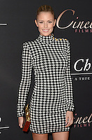 HOLLYWOOD, CA - SEPTEMBER 06: Paige Butcher at the premiere of 'Mr. Church' at ArcLight Hollywood on September 6, 2016 in Hollywood, California. Credit: David Edwards/MediaPunch