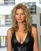 Summer Zervos, who accused United States President Donald Trump of groping her in 2007, and who is suing the President for defamation after he claims they never met at his hotel arrives for the Creative Coalition Inaugural Ball for the Arts at the Harman Center for the Arts in Washington, DC on Friday, January 20, 2017.<br /> Credit: Ron Sachs / CNP<br /> (RESTRICTION: NO New York or New Jersey Newspapers or newspapers within a 75 mile radius of New York City)
