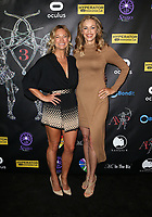 BEVERLY HILLS, CA - April 20: Zoe Bell, Kristanna Loken, At Artemis Women in Action Film Festival - Opening Night Gala At The Ahrya Fine Arts Theatre In California on April 20, 2017. Credit: FS/MediaPunch