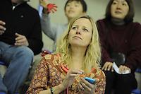 SCHAATSEN: CALGARY: Olympic Oval, 10-11-2013, Essent ISU World Cup, Tony de Jong-Knoll, ©foto Martin de Jong