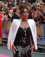 The Walking on Sunshine Premiere London