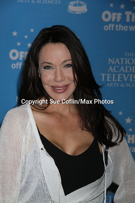 Hunter Tylo at the gifting suite at the 38th Annual Daytime Entertainment Emmy Awards 2011 held on June 19, 2011 at the Las Vegas Hilton, Las Vegas, Nevada. (Photo by Sue Coflin/Max Photos)