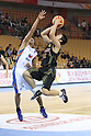 Takeki Shonaka (JPN), SEPTEMBER 20, 2011 - Basketball : 26th FIBA Asia Championship Second round Group F match between Philippines 83-76 Japan at Wuhan Sports Center in Wuhan, China. (Photo by Yoshio Kato/AFLO)