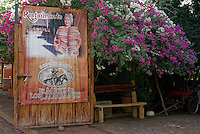 El Meson de Los Laureanos restaurant in the town of El Quelite near  Mazatlan, Sinaloa, Mexico