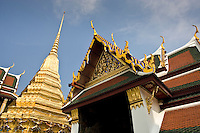 Grand Palace and Temple Complex, Bangkok, Thailand