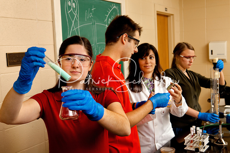 Photography of Belmont Abbey College Students for use by Admissions.