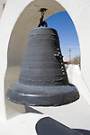 Bell at Ysleta del Sur Mission is an historic mission in El Paso, Texas, originally founded in 1682 following the Pueblo Revolt in New Mexico.