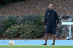 16 November 2012: Baylor assistant Matt Bobo. The Baylor University Bears played the Georgetown University Hoyas at Fetzer Field in Chapel Hill, North Carolina in a 2012 NCAA Division I Women's Soccer Tournament Second Round game. Baylor won the game 2-1 in overtime.