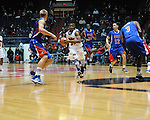 Ole Miss' Jarvis Summers (32) vs. SMU at the C.M. &quot;Tad&quot; Smith Coliseum in Oxford, Miss. on Tuesday, January 3, 2012. Ole Miss won 50-48.