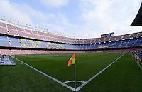 FUSSBALL  INTERNATIONAL  PRIMERA DIVISION  SAISON 2013/2014   10. Spieltag  El Clasico   FC Barcelona - Real Madrid         26.10.2013 Innenansicht Nou Camp Stadion