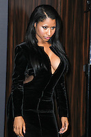 INGLEWOOD, CA, USA - AUGUST 24: Singer Nicki Minaj poses in the press room at the 2014 MTV Video Music Awards held at The Forum on August 24, 2014 in the Inglewood, California, United States. (Photo by Xavier Collin/Celebrity Monitor)