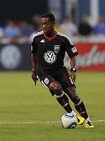 DC United forward Luciano Emilio (11) DC United defeated AC. Milan 3-2 at RFK Stadium, Wednesday May 26, 2010.