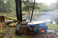 Cabin Adventure, Connecticut